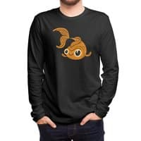 Goldfish - mens-long-sleeve-tee - small view