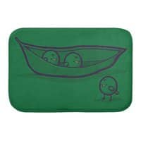 Chick Peas - bath-mat - small view