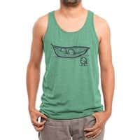 Chick Peas - mens-triblend-tank - small view