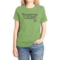 Chick Peas - womens-extra-soft-tee - small view