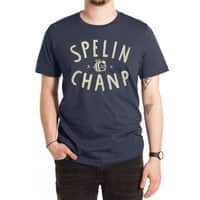 Spelin Chanp - mens-extra-soft-tee - small view