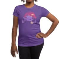 RV-Dillo - womens-regular-tee - small view