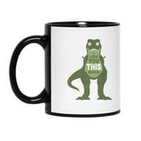 Amourosaurus - black-mug - small view