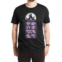 A House Full of Ninjas - mens-extra-soft-tee - small view