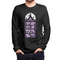 A House Full of Ninjas - mens-long-sleeve-tee - small view