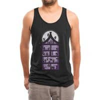 A House Full of Ninjas - mens-triblend-tank - small view
