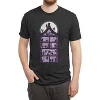 A House Full of Ninjas - mens-triblend-tee - small view