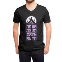A House Full of Ninjas - vneck - small view