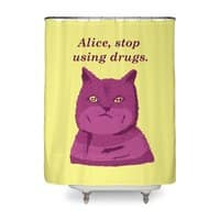 Stop, Please! - shower-curtain - small view
