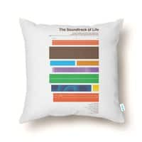 The Soundtrack of Life - throw-pillow - small view