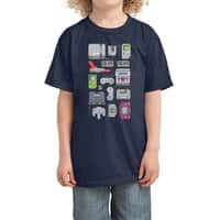A Pixel of My Childhood - kids-tee - small view