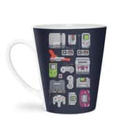 A Pixel of My Childhood - latte-mug - small view