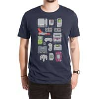 A Pixel of My Childhood - mens-extra-soft-tee - small view
