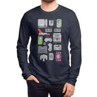 A Pixel of My Childhood - mens-long-sleeve-tee - small view
