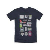 A Pixel of My Childhood - mens-premium-tee - small view