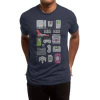 A Pixel of My Childhood - mens-triblend-tee - small view