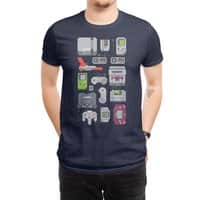A Pixel of My Childhood - mens-regular-tee - small view