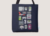 A Pixel of My Childhood - tote-bag - small view