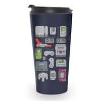 A Pixel of My Childhood - travel-mug - small view