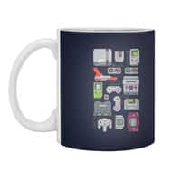 A Pixel of My Childhood - white-mug - small view
