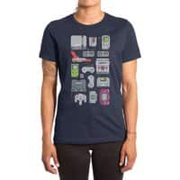 A Pixel of My Childhood - womens-extra-soft-tee - small view