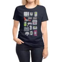 A Pixel of My Childhood - womens-regular-tee - small view