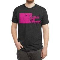 I Wanna Dance - mens-triblend-tee - small view