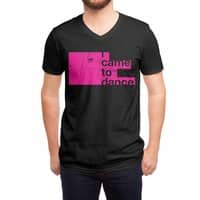 I Wanna Dance - vneck - small view