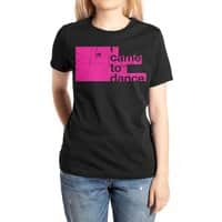 I Wanna Dance - womens-extra-soft-tee - small view
