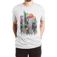 City of Monster - mens-extra-soft-tee - small view