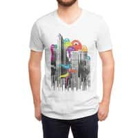 City of Monster - vneck - small view