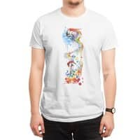 Follow the Unicorn - mens-regular-tee - small view