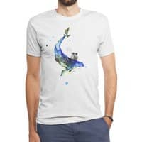 Whale - mens-triblend-tee - small view