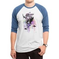 Supercat - triblend-34-sleeve-raglan-tee - small view