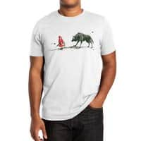 Red Riding Hood - mens-extra-soft-tee - small view
