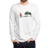 Red Riding Hood - mens-long-sleeve-tee - small view