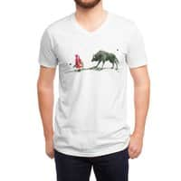Red Riding Hood - vneck - small view