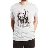 Panda - mens-extra-soft-tee - small view
