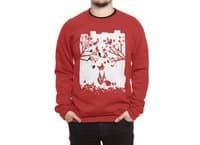 The Lonely Fox - crew-sweatshirt - small view