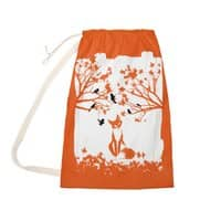 The Lonely Fox - laundry-bag - small view