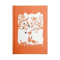The Lonely Fox - notebook - small view