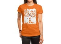 The Lonely Fox - womens-regular-tee - small view