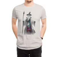 The Grey Wizard - mens-regular-tee - small view