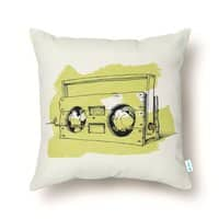 The Moineaux Blaster - throw-pillow - small view