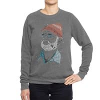 Zissou of Fish - crew-sweatshirt - small view