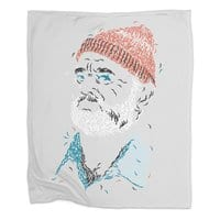 Zissou of Fish - blanket - small view