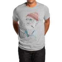 Zissou of Fish - mens-extra-soft-tee - small view