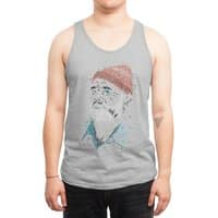 Zissou of Fish - mens-jersey-tank - small view