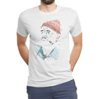 Zissou of Fish - mens-triblend-tee - small view