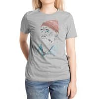 Zissou of Fish - womens-extra-soft-tee - small view